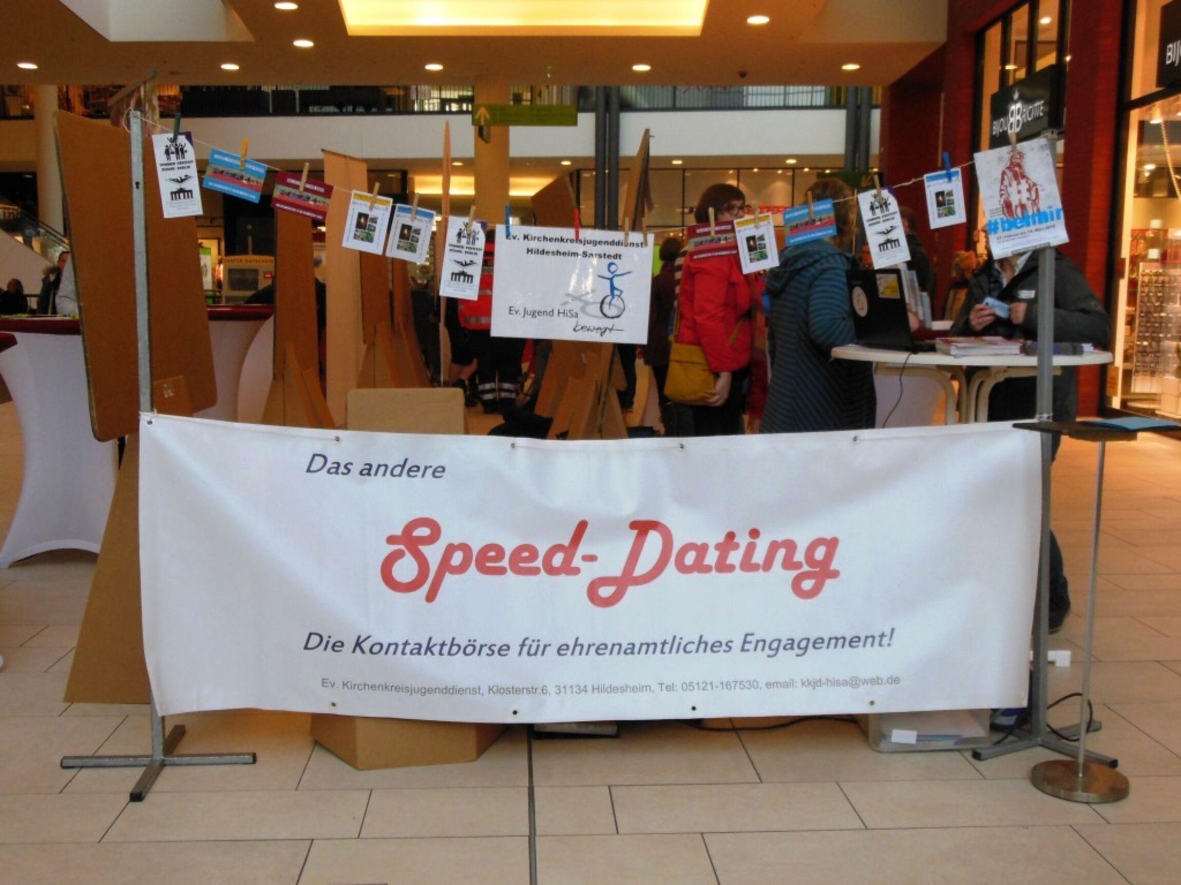 Sandra-Speed-Dating Zwischenmenschliche Kommunikation online dating