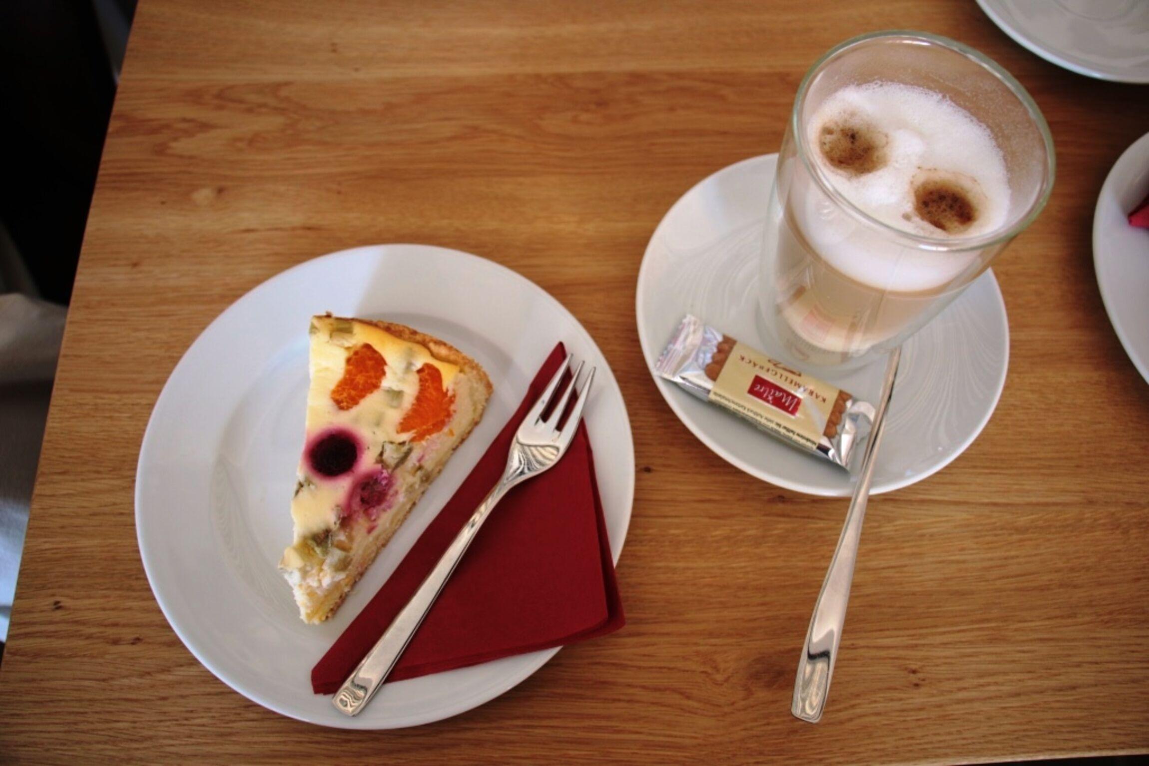 LUCA - Cafe der Kirchengemeinde Ochtersum – Speisen & Getränke
